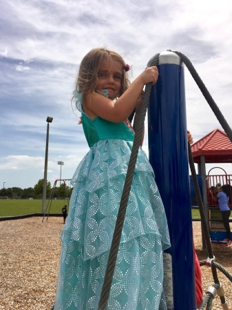 Playground princess
