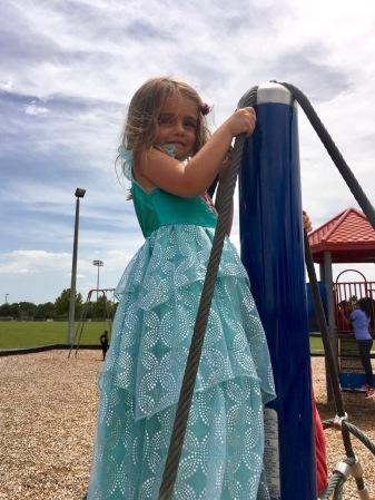 Playground princess